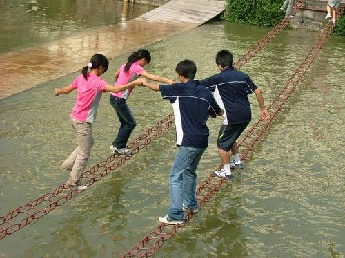 水上項目培訓百科_水上自行車_水上拓展_水上拓展項目