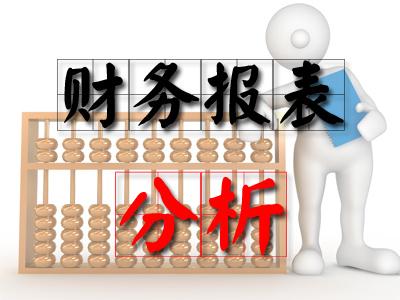 財務報表分析培訓百科_財務分析案例_財務報表_財務報表分析案例_財務分析報告