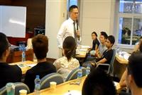 臺灣著名實戰管理培訓專家劉成熙老師員工職業化塑造培訓培訓視頻