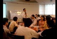 臺灣著名管理咨詢培訓專家劉成熙老師MTP問題分析與決策課程-授課視頻培訓視頻