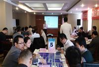 山东天普阳光集团《非财务人员的财务管理》鹿俊老师帮助学员分析沙盘(二)培训视频